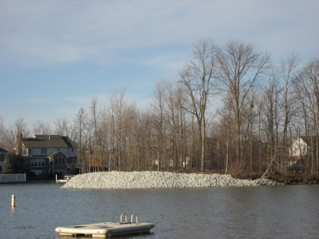 Morse Lake Island