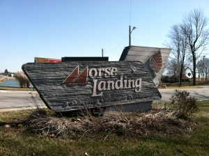 Morse Landing - Morse Lake